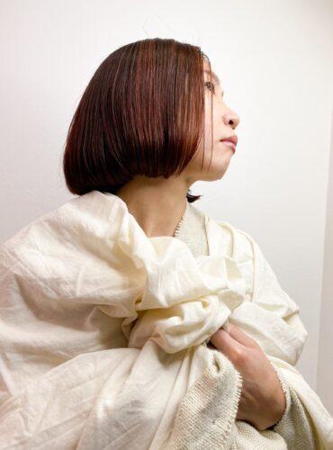 練馬区大泉学園 ヘアサロン Tento- デザインカラー